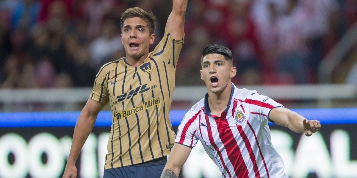 Para Cardozo, el Chivas vs Pumas no es un Clásico