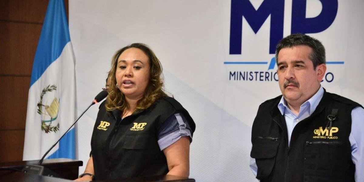"""En respuesta a denuncias por extorsión, MP y PNC capturan a presuntos integrantes de MS e """"imitadores"""""""