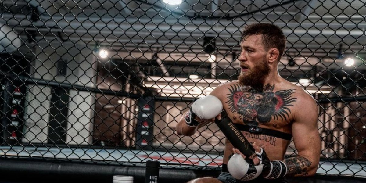 La increíble transformación de McGregor para la pelea más grande de la historia
