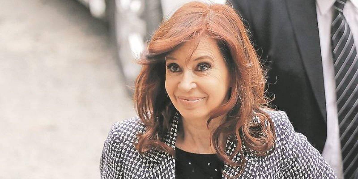 Malas noticias para los K: Cristina a juicio como jefa asociación ilícita