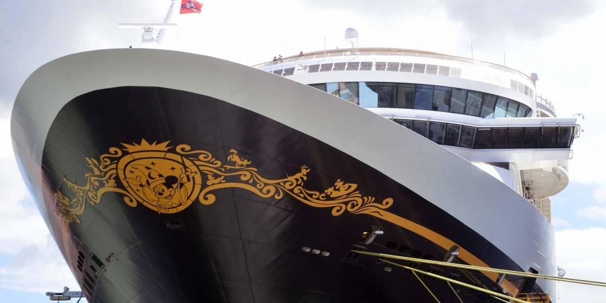 Crucero de Disney saldrá de Puerto Rico