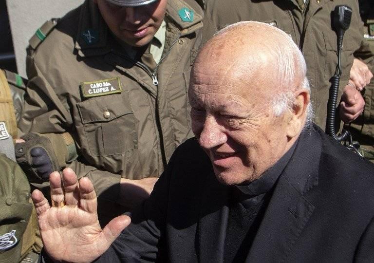 Ricardo Ezzati, arzobispo de Santiago de Chile