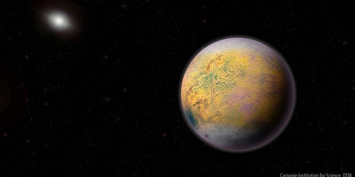 Conoce a Goblin el nuevo planeta enano de nuestro sistema solar descubierto en Halloween