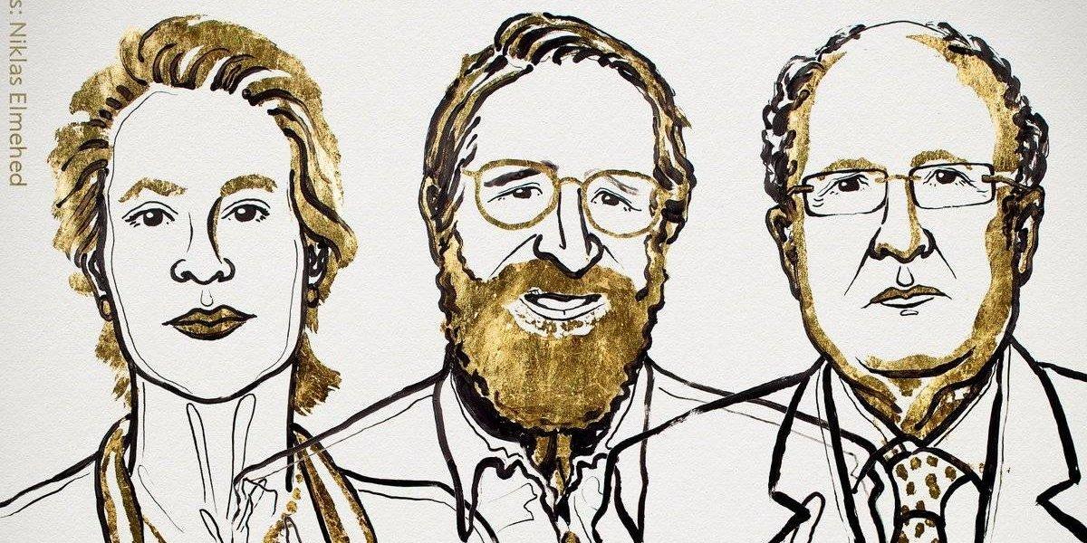 """Tres científicos que """"aprovecharon el poder de la evolución"""" se llevan el Premio Nobel de Química"""