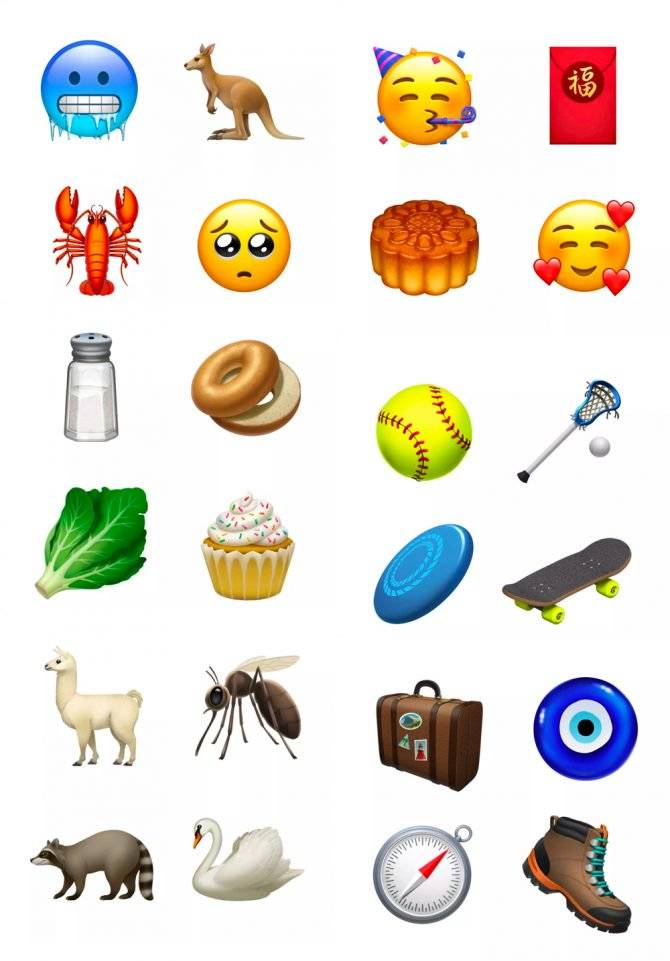 New Emojis Comes To Iphone And Whatsapp