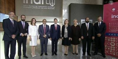 EPN Semana Nacional de Transparencia