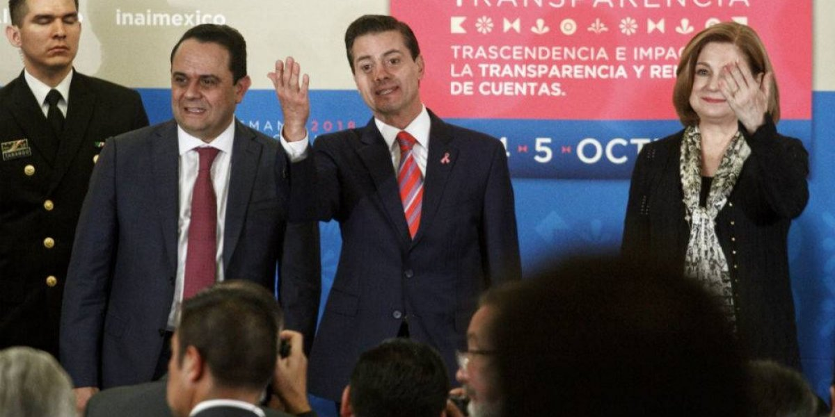Rendición de cuentas es indispensable para generar confianza: Peña Nieto
