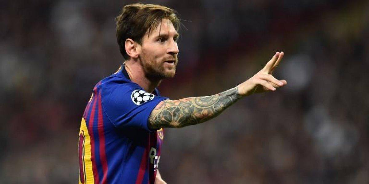 VIDEO. El nuevo y tierno festejo de Messi que ha dado la vuelta al mundo