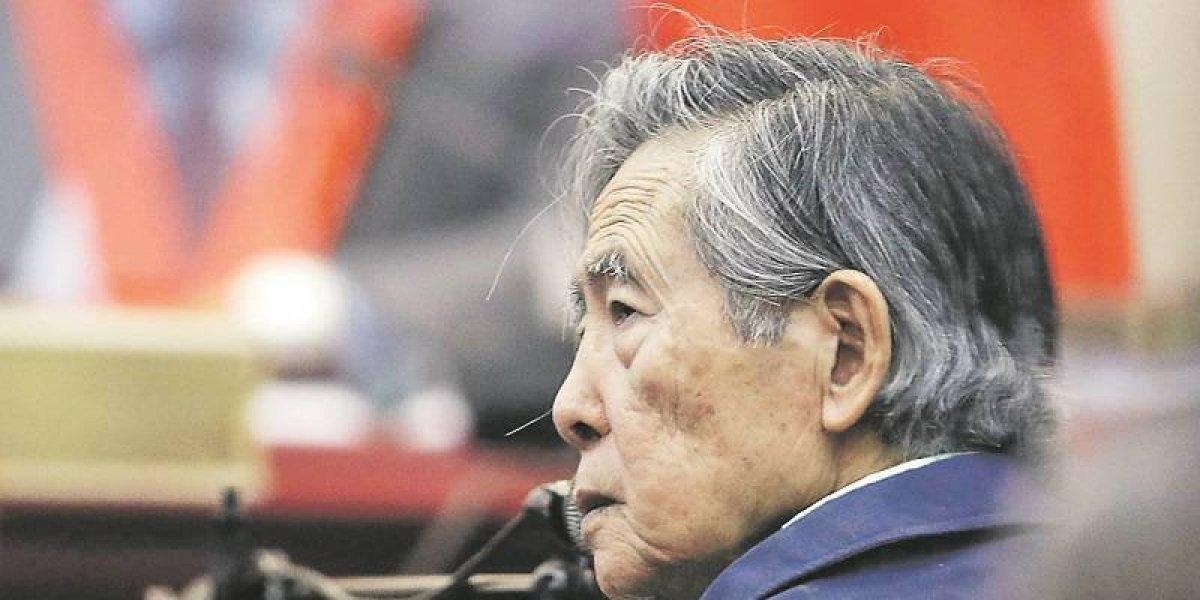 Fujimori pierde indulto y vuelve a la cárcel
