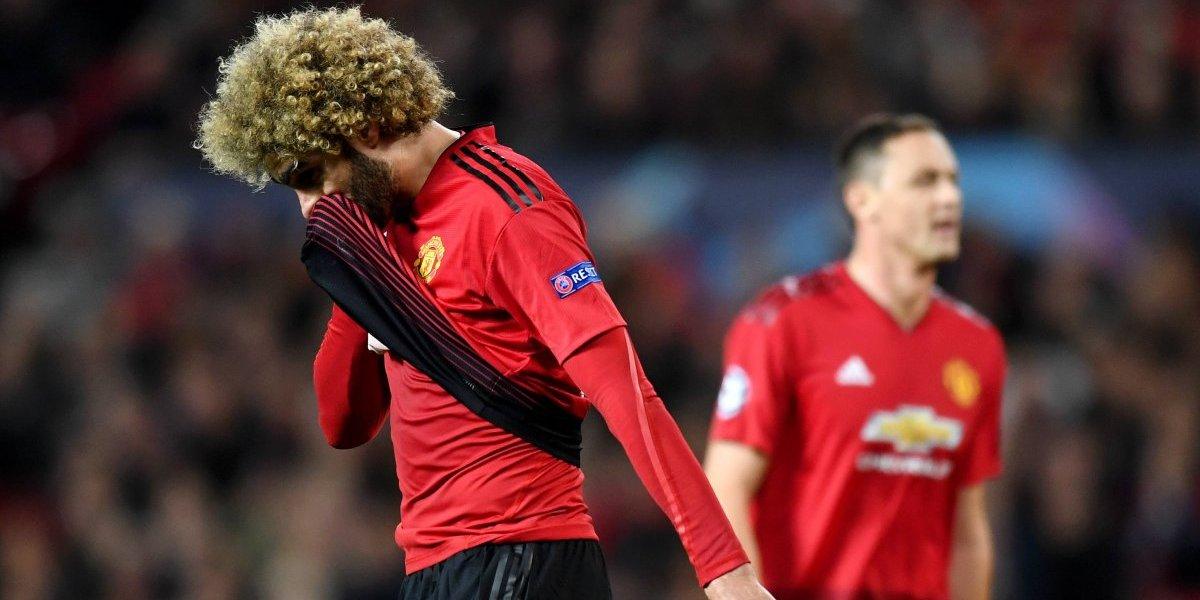 UEFA sancionará al Manchester United por llegar tarde al partido ante el Valencia