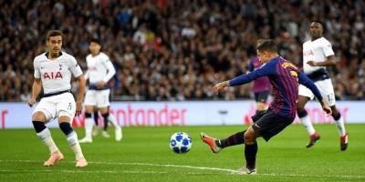 Tottenham vs Barcelona