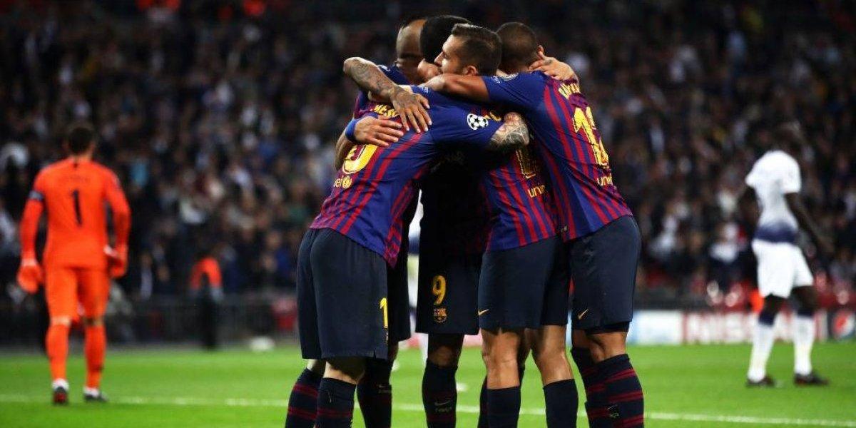 """El """"nuevo Xavi"""" posterga a Vidal en el Barça: """"Fue de lo más destacado, movió el ritmo del equipo"""""""