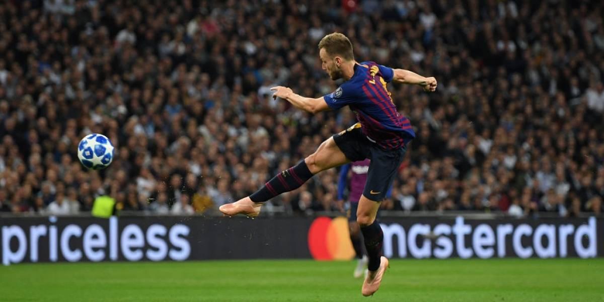 """Rakitic entiende el enojo de Vidal en Barcelona: """"Es mejor, porque si no se enfada, a lo mejor le falta ambición"""""""