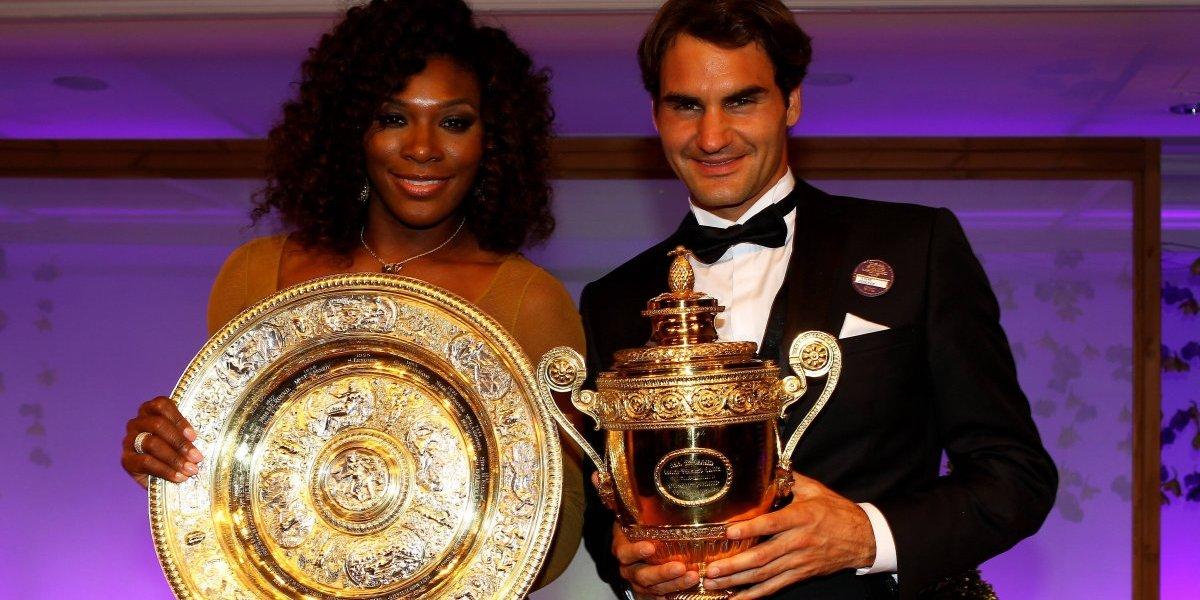 Roger Federer y Serena Williams serán las máximas figuras de la Copa Hopman 2019