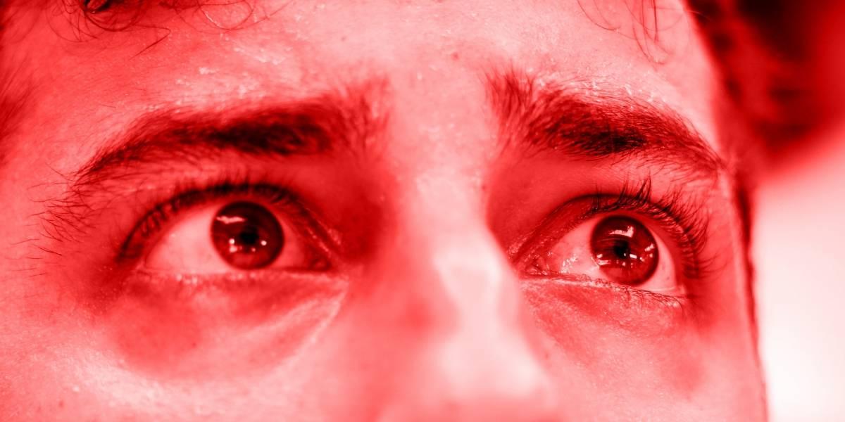 El extraño caso del hombre que ve el mundo de color rojo