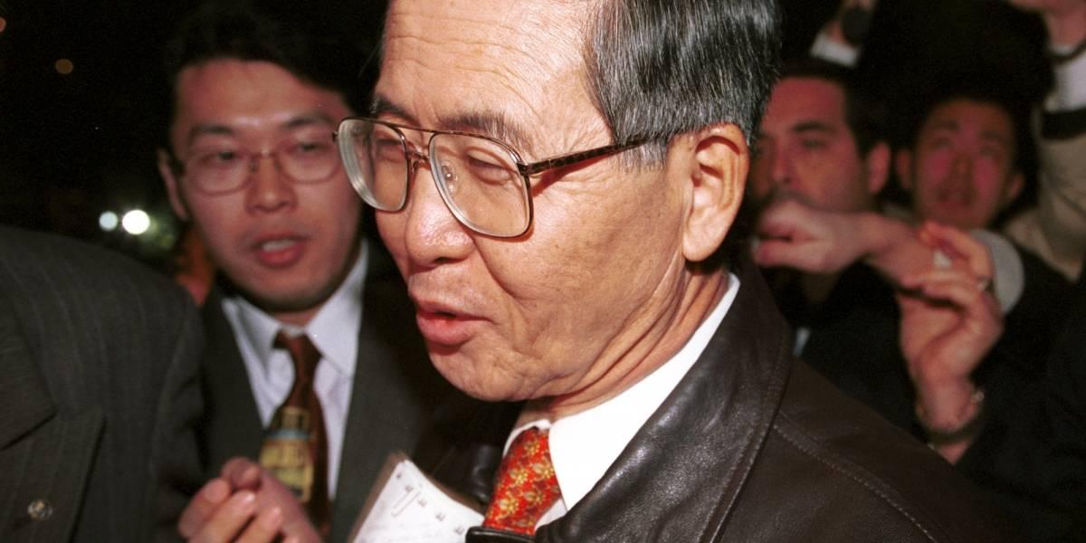 Alberto Fujimori, una vez más, prófugo de la justicia