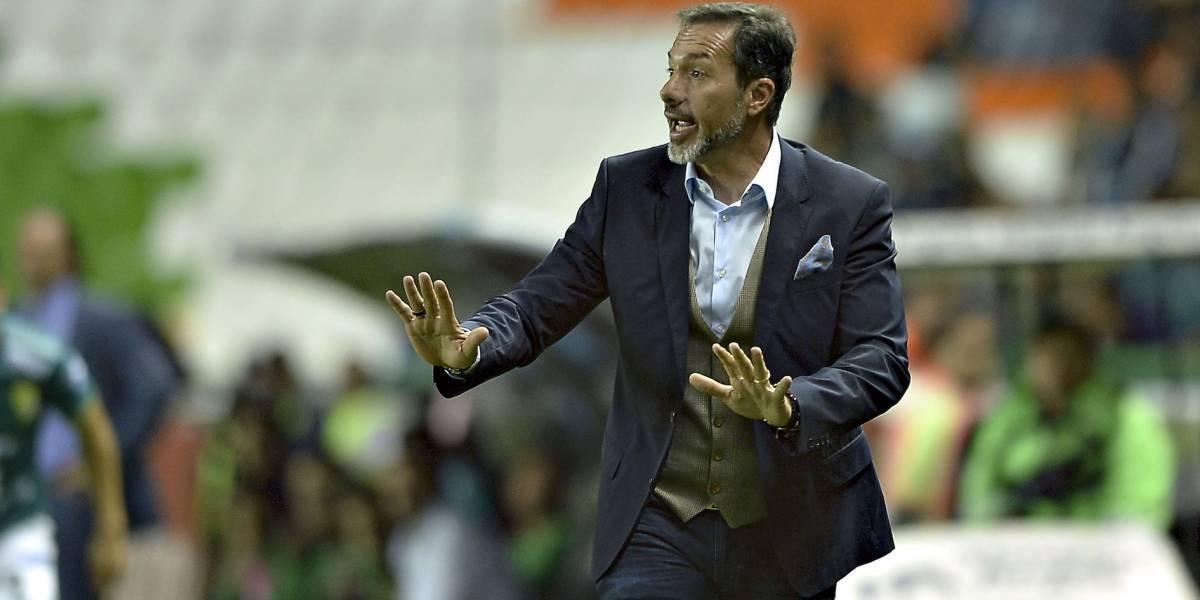 Gustavo Matosas está a punto de firmar con su nuevo equipo