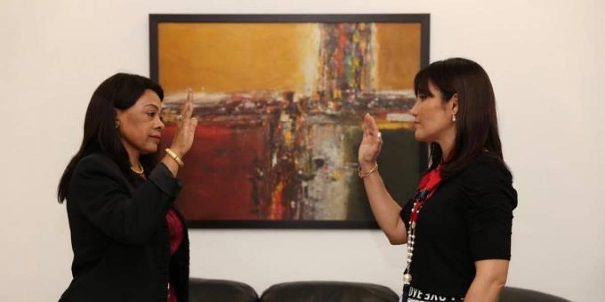 Nuevos directores en hospitales Ney Arias, de la Mujer y el Gautier