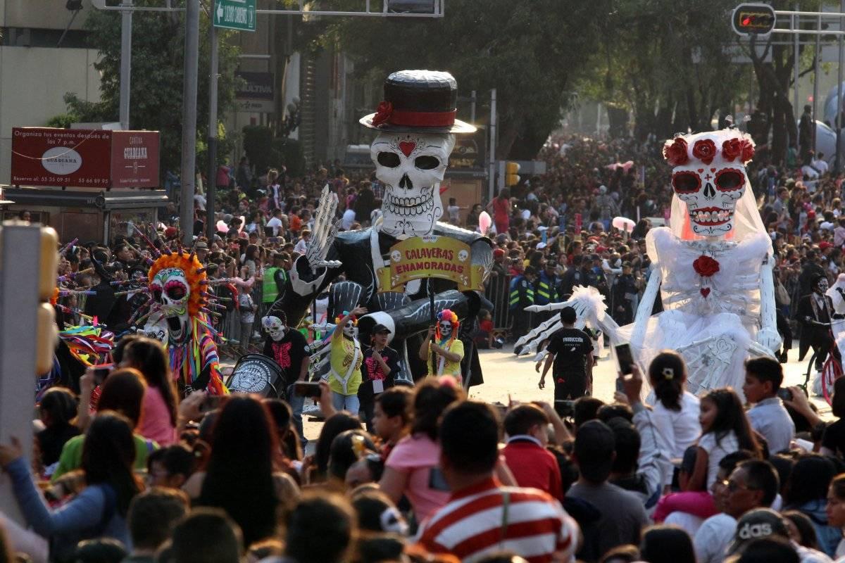 Por tercera ocasión se realizará el Desfile de Día de Muertos en la CDMX Cuartoscuro