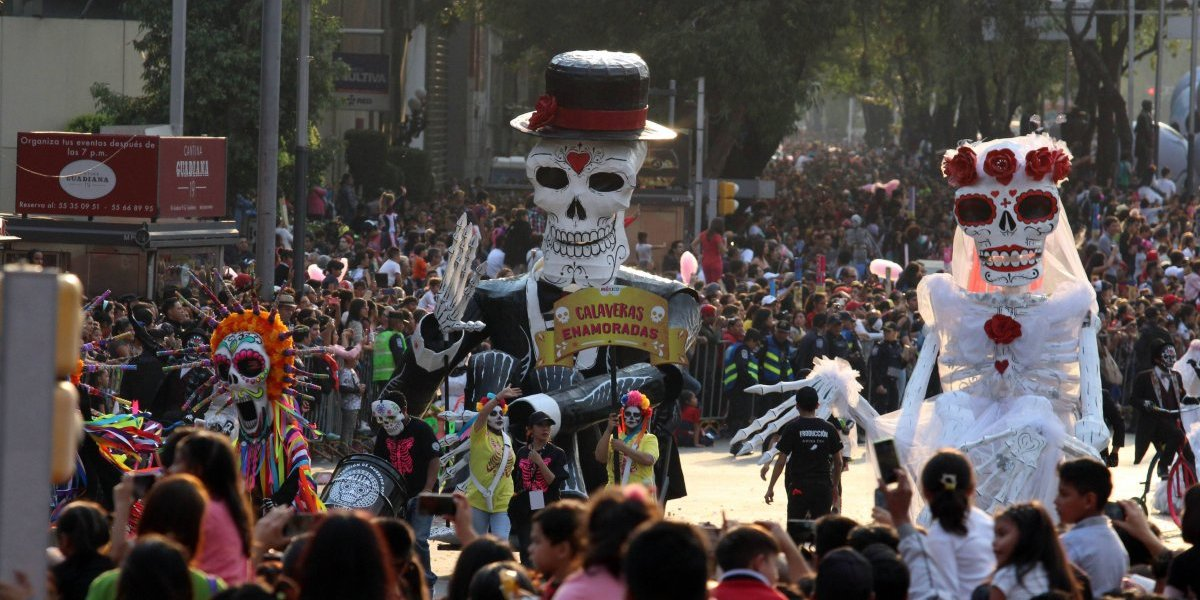 Top 5: lugares para visitar en Día de Muertos en la CDMX