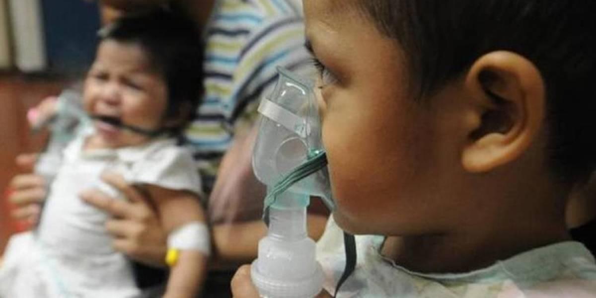 Hospital Roosevelt alquila máquinas por incremento de enfermedades respiratorias