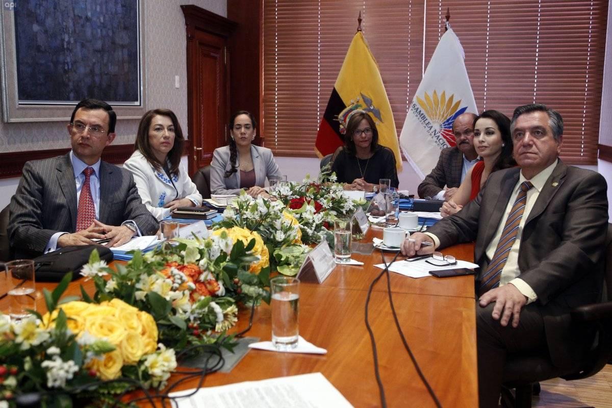 Autoridades aprueban que se investigue a asambleísta Sofía Espín API