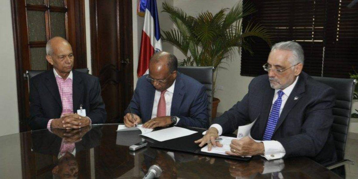 Lidom y Omsa firma acuerdo para transporte de fanáticos