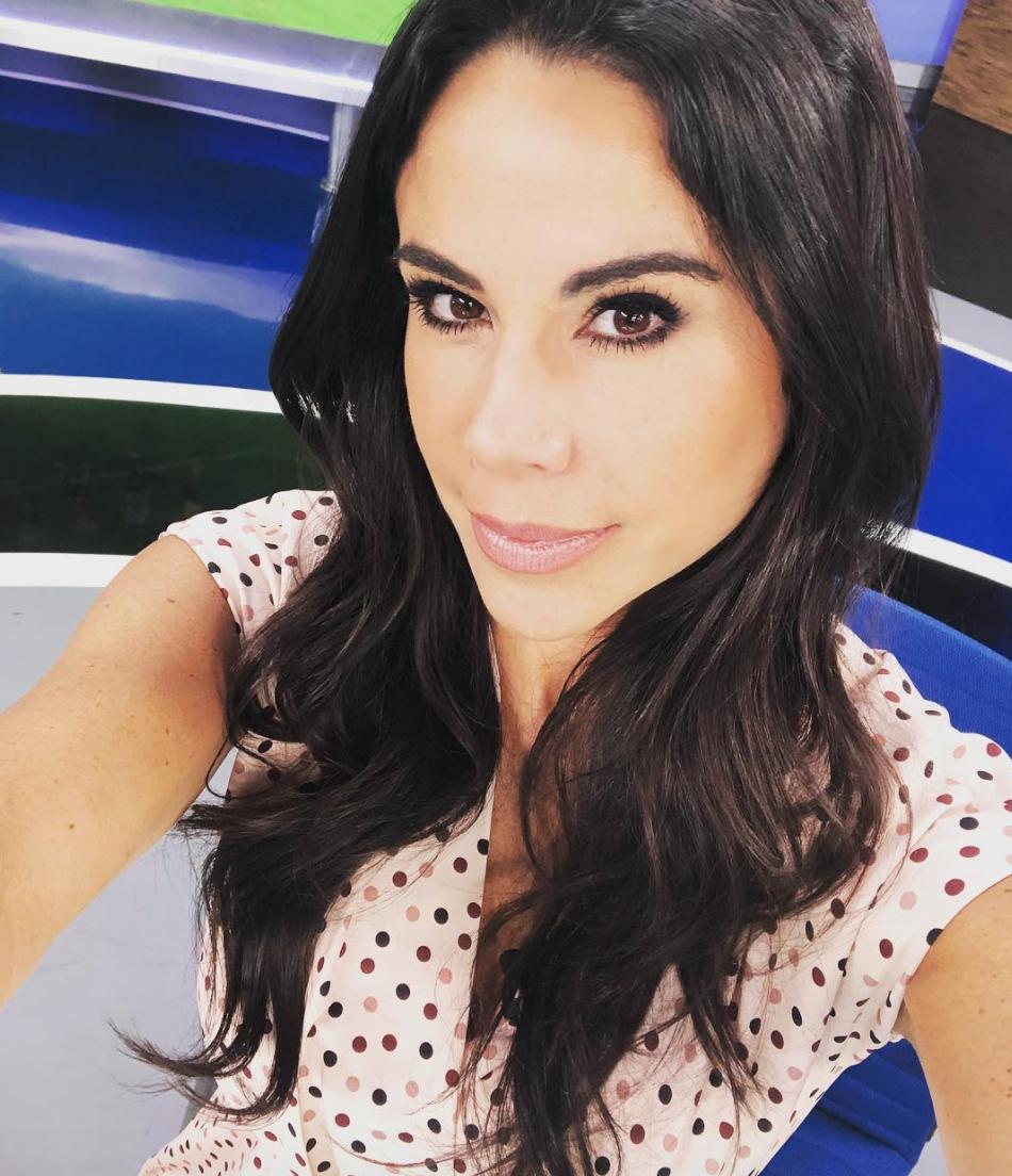 Paola Rojas tiene 41 años de edad Instagram