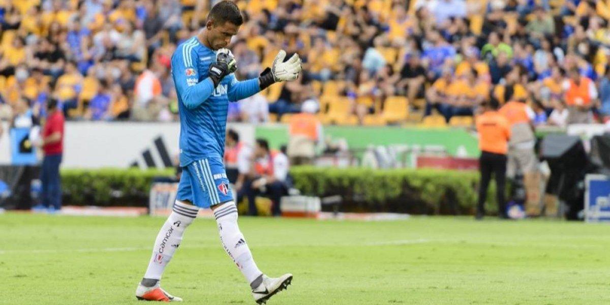 José Hernández quiere consolidarse en el arco del Atlas