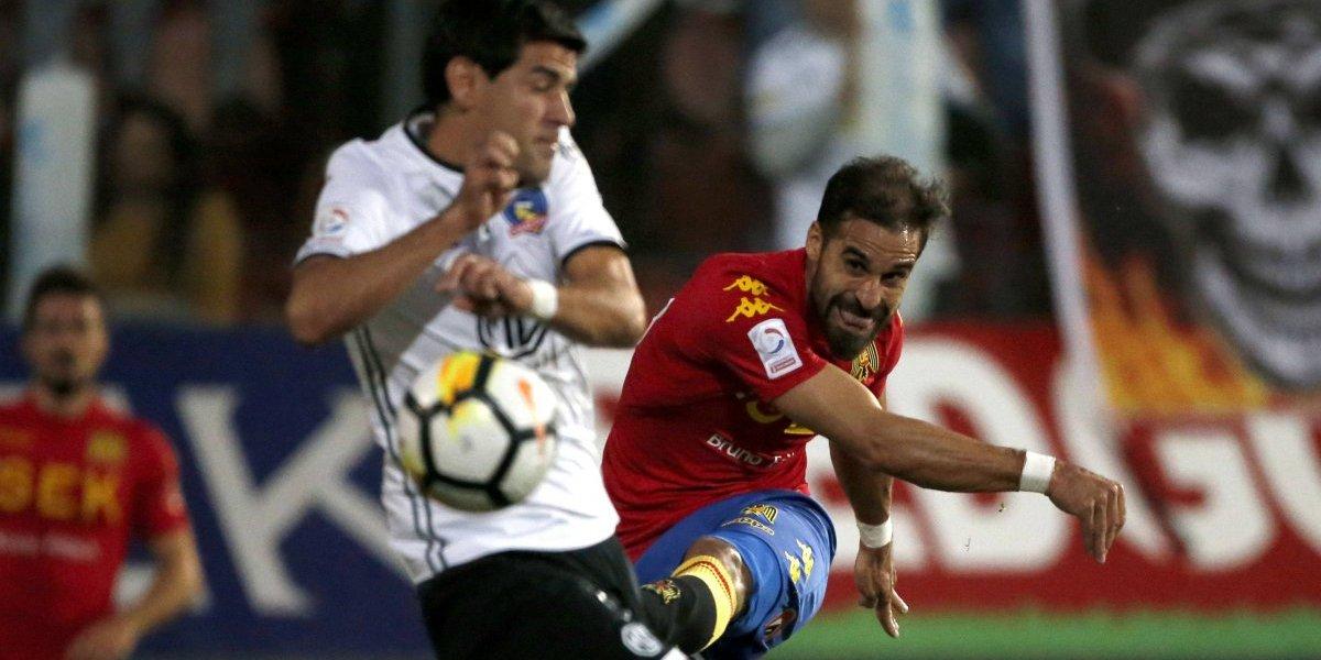 El partido entre Colo Colo y Unión Española fue reprogramado por acuerdo de los clubes