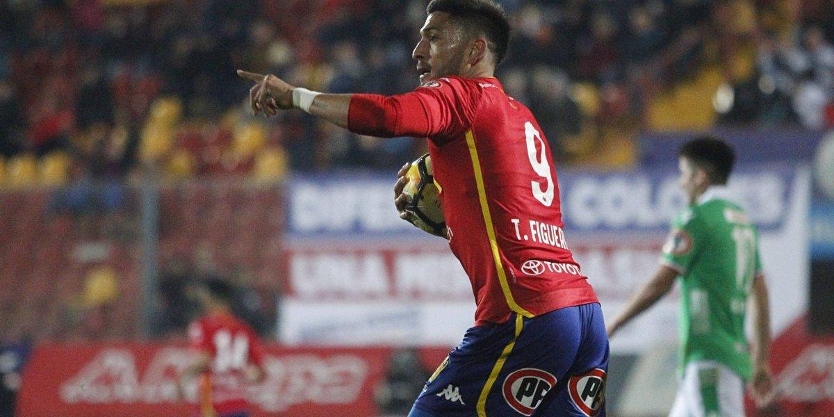 """Agente de Tobías Figueroa confirma: """"Está siendo observado por la U y es su opción a delantero centro"""""""