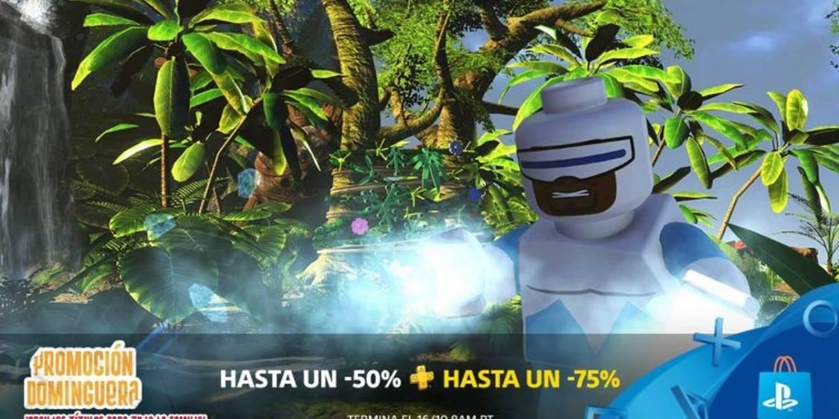 """PlayStation Store tiene la """"Promoción Dominguera"""" para Latinoamérica"""