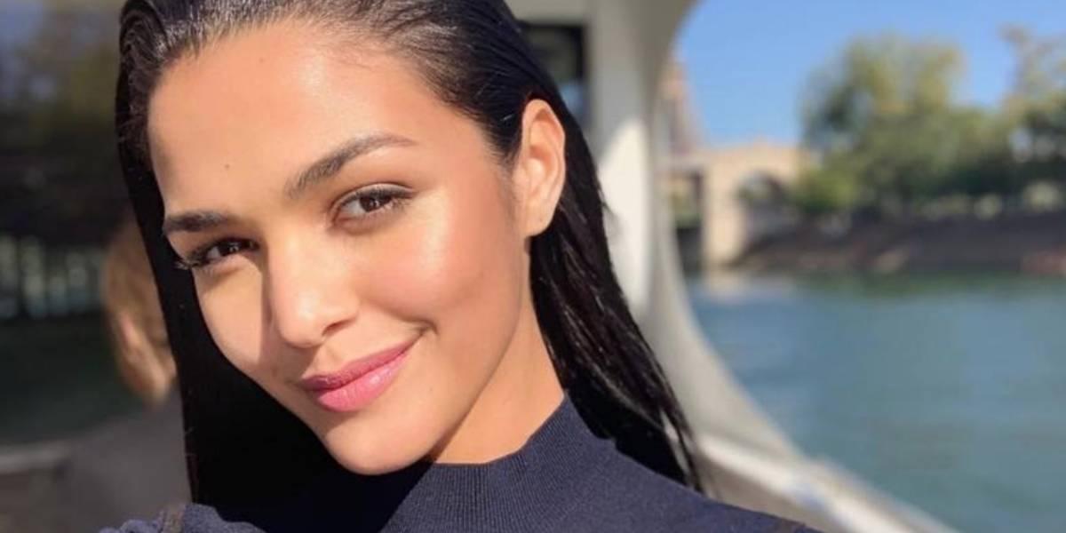 Kiara Liz Ortega llega del Paris Fashion Week