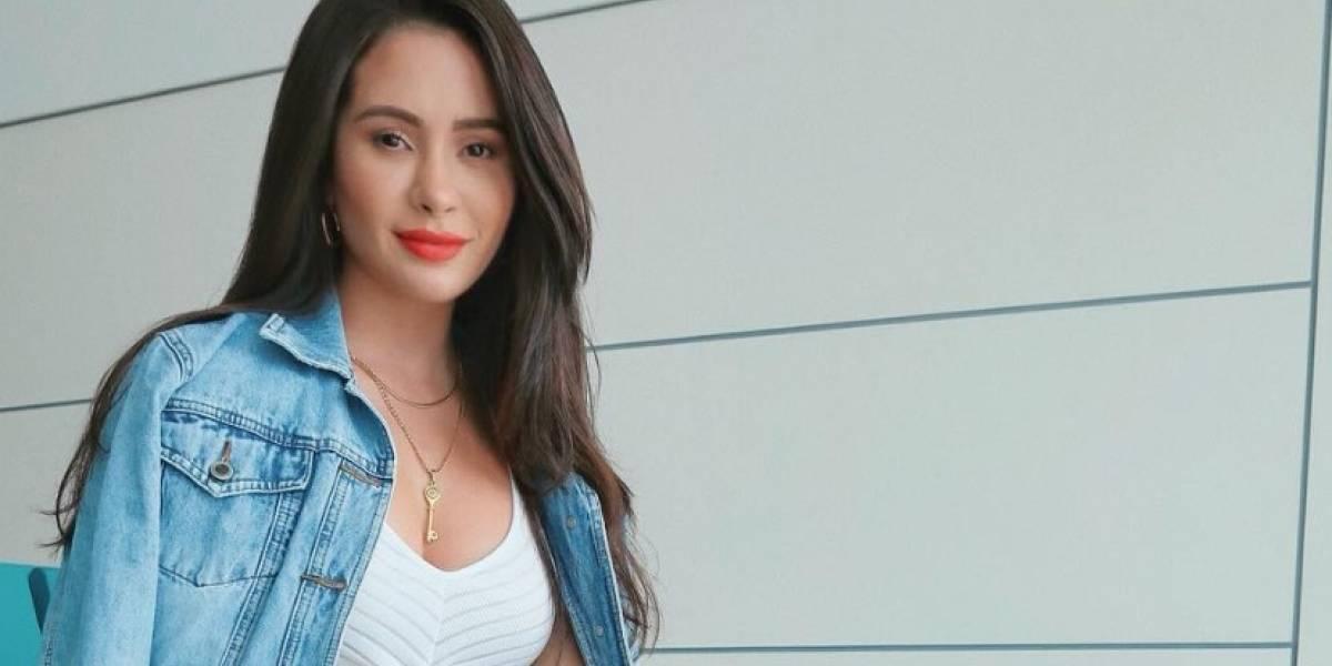 Danna Hernández niega embarazo