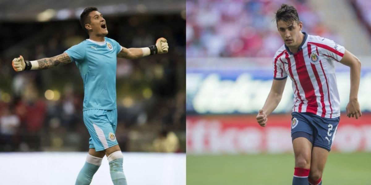 Raúl Gudiño y Josecarlos Van Rankin, las novedades del Tri