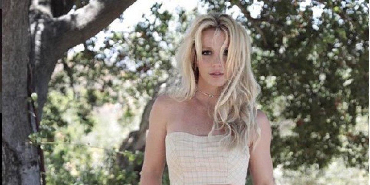 Britney Spears baila la versión salsa de Chantaje y así reacciona Shakira