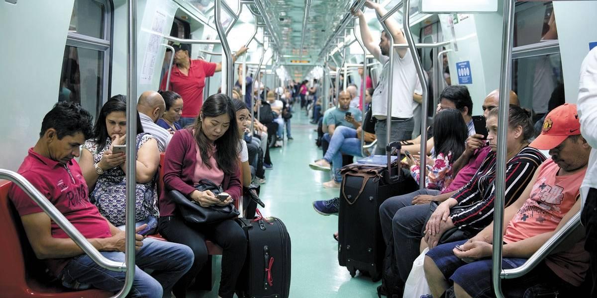 Trem que vai para o aeroporto de Cumbica tem novos horários