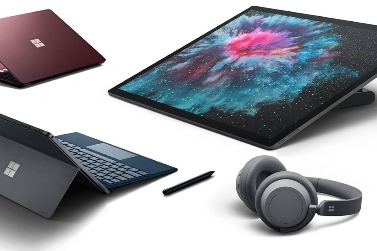 desde la surface pro 6 hasta los surface headphones aqu. Black Bedroom Furniture Sets. Home Design Ideas