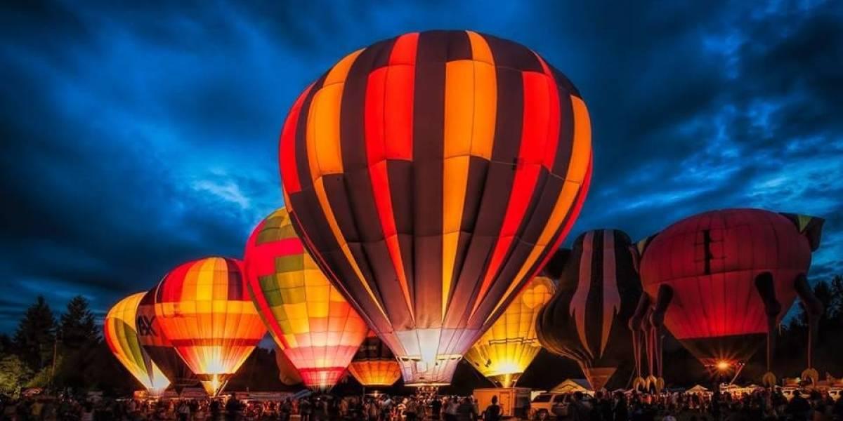 Así será el festival de globos aerostáticos en Teotihuacán