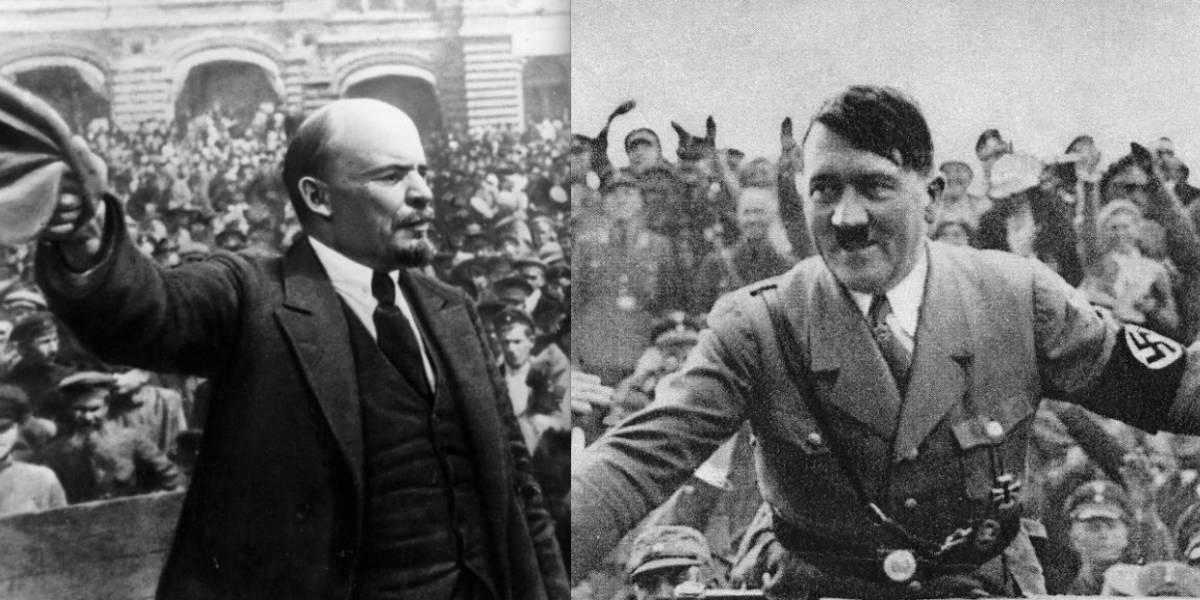 Enfrentamiento histórico: Hitler y Lenin se disputan una alcaldía en Perú