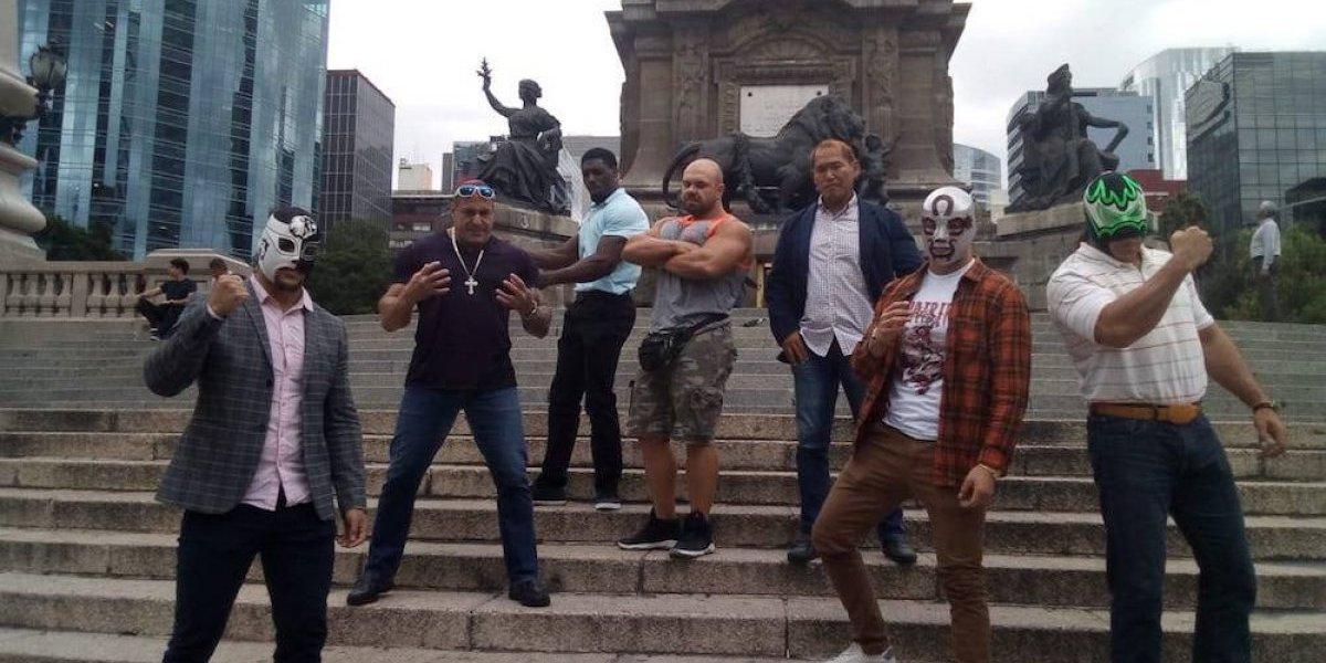 Todo listo para el Gran Prix 2018 del CMLL
