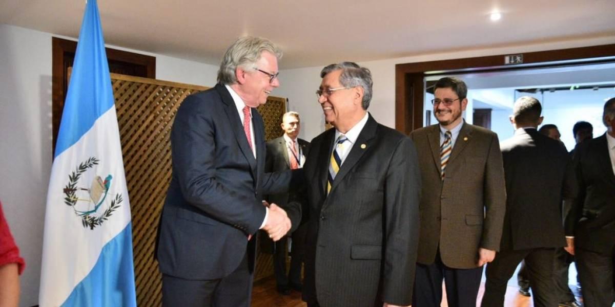 Embajada de Alemania en Guatemala celebra el Día de la Reunificación de su país