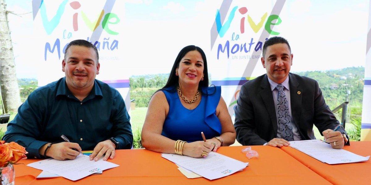 Concretan acuerdo para promover el bienestar económico de la montaña