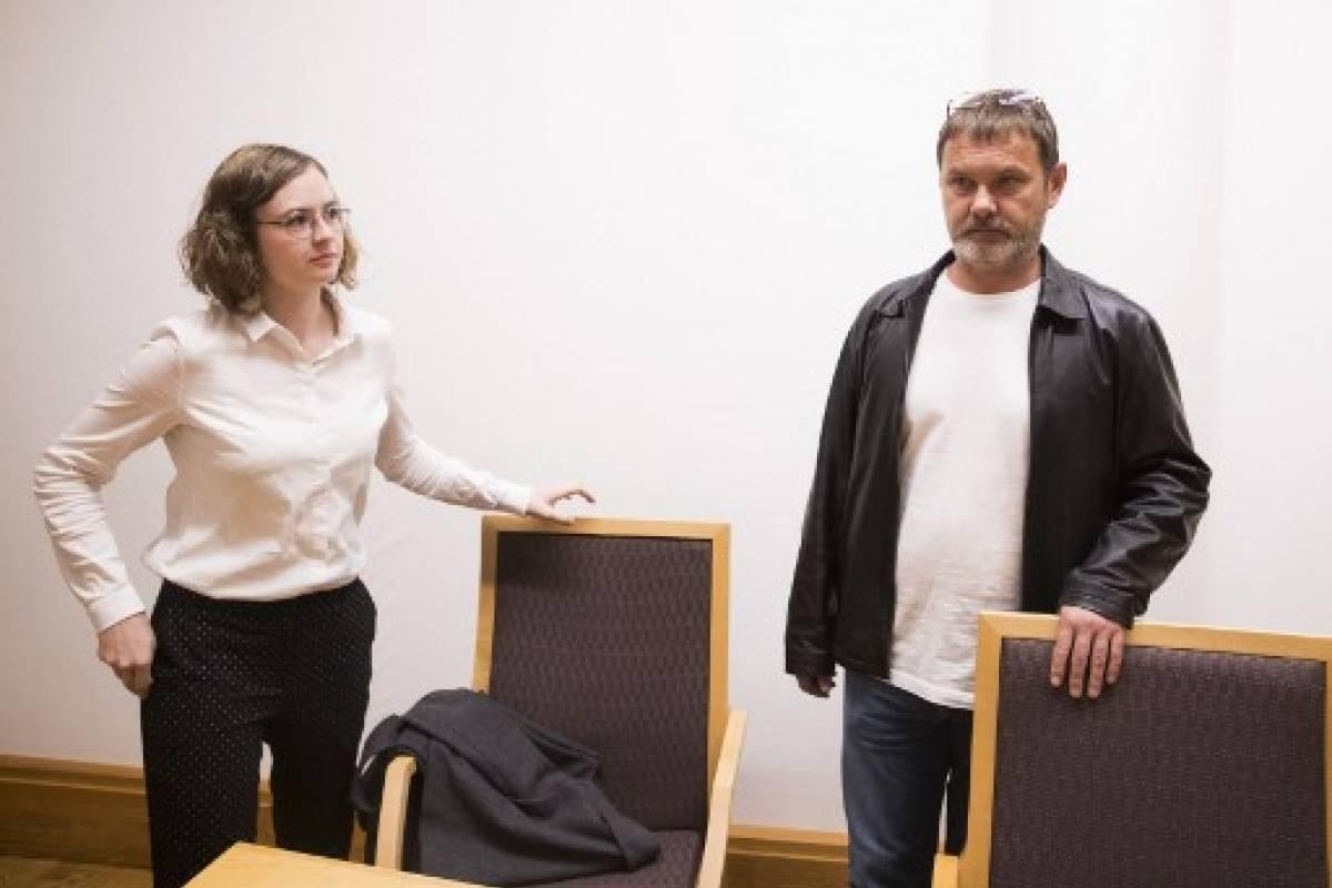 El espía Mikhail Botsjkarev es sospechoso de espiar en el parlamento Noruego. AFP