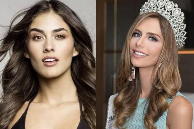Miss Colombia criticó que la española candidata a Miss Universo sea transexual Internet