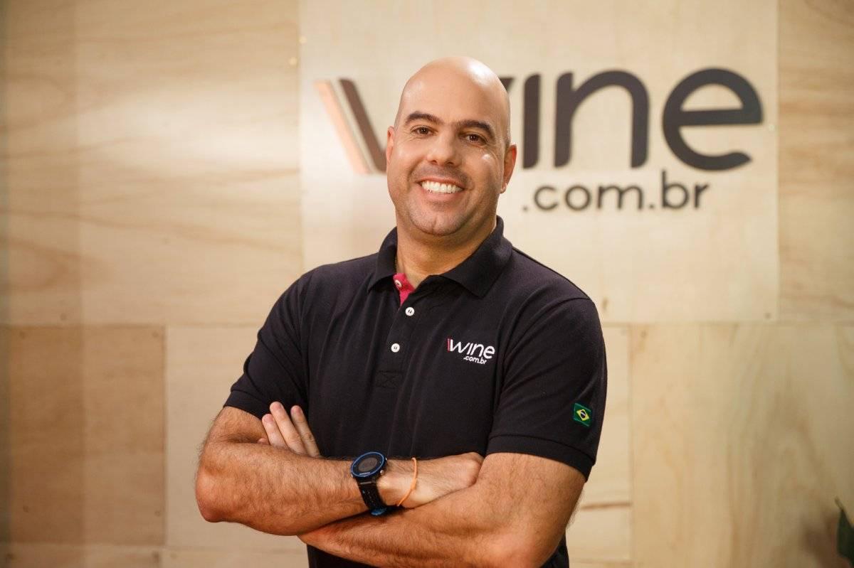 Rogério Salume recebeu influencers na sede da Wine, em Vitória, para falar sobre seu Club Wine Divulgação