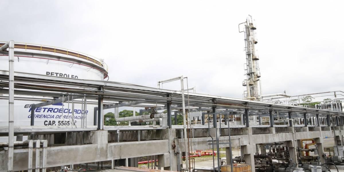 Refinería de Shushufindi inicia paro de 18 días por mantenimiento