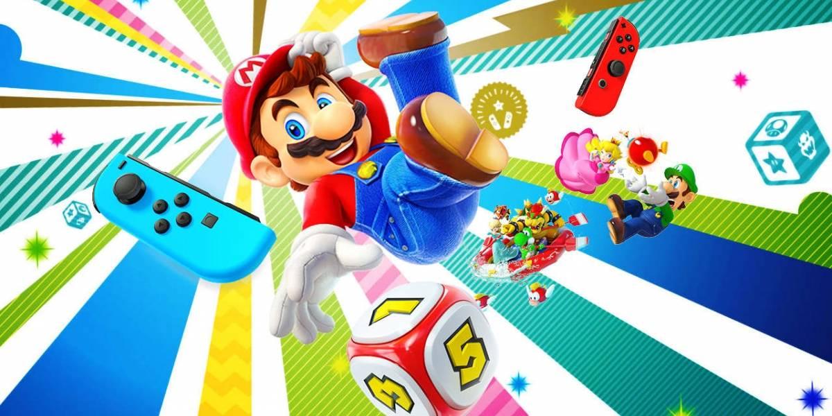 ¡Tenemos fiesta! Super Mario Party llega a Nintendo Switch