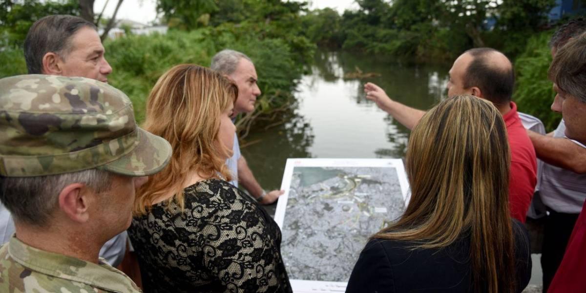 Avanza canalización del Río Puerto Nuevo gracias a asignación congresional