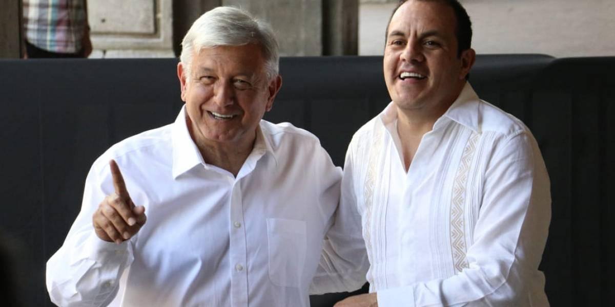 Boda de César Yañez fue un acto privado, no público: AMLO